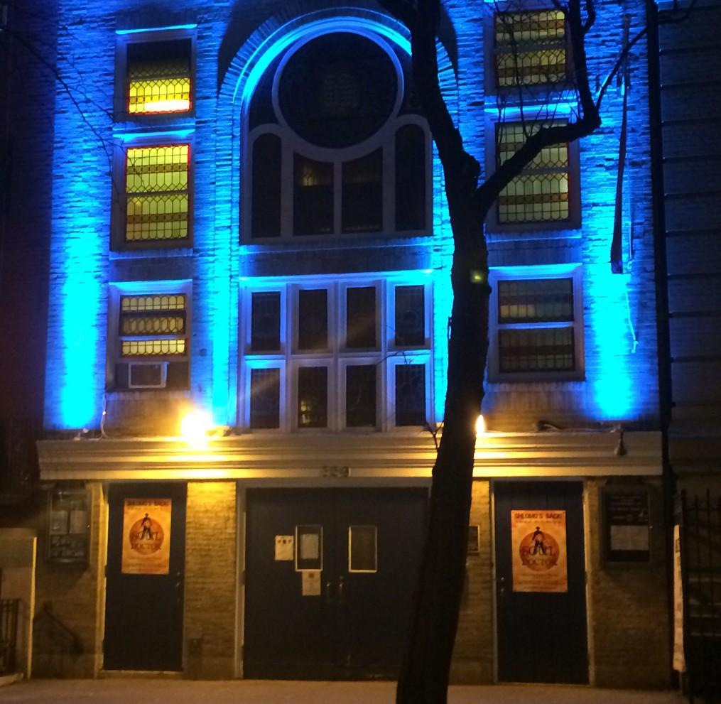 rick grossman – Wel e to Actors Temple Theatre